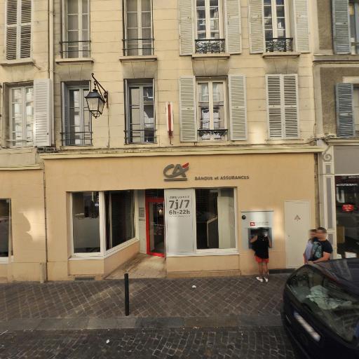 Crédit Agricole D'Ile De France - Banque - Saint-Germain-en-Laye