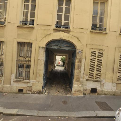 Vejnar Georges - Courtier en marchandises - Versailles