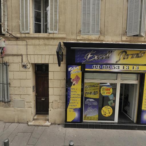 Excell'Permis SARL - Auto-école - Marseille