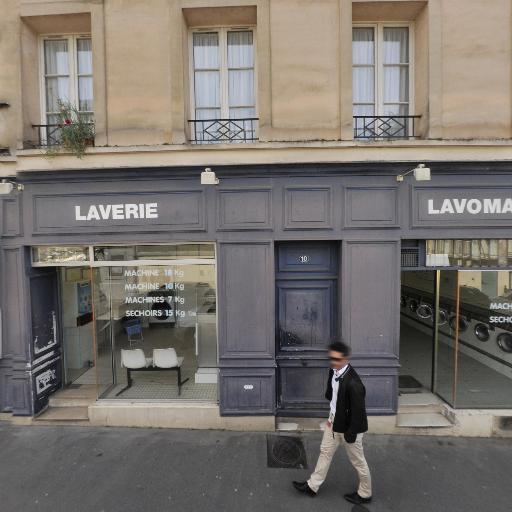 Lavomatique Slav - Laverie - Versailles