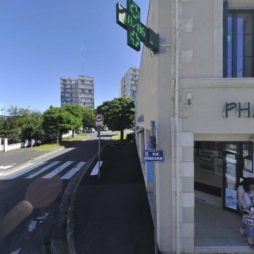 Pharmacie Du Pontreau SARL - Pharmacie - Niort
