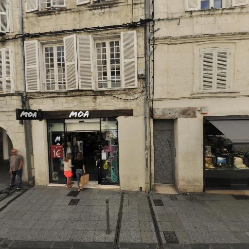 Moa - Bijouterie fantaisie - La Rochelle