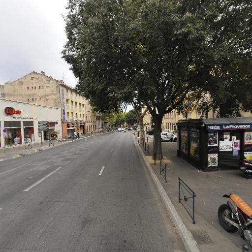 Effia Stationnement et Mobilité - Parking public - Aix-en-Provence