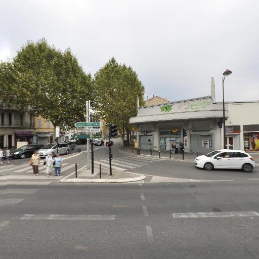 Amphoux Frédéric - Taxi - Aix-en-Provence