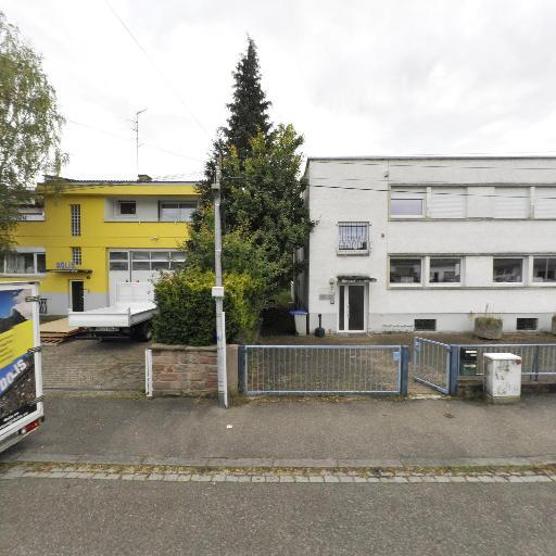 Dolis Jean - Signalisation intérieure, extérieure - Strasbourg