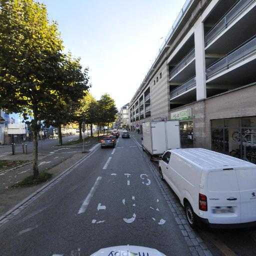 Parcus - Parking public - Strasbourg