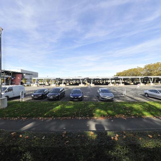 Parking Suzanne Bacarisse - Parking - Pau