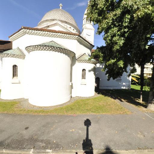 Église Saint-Joseph de Pau - Attraction touristique - Pau