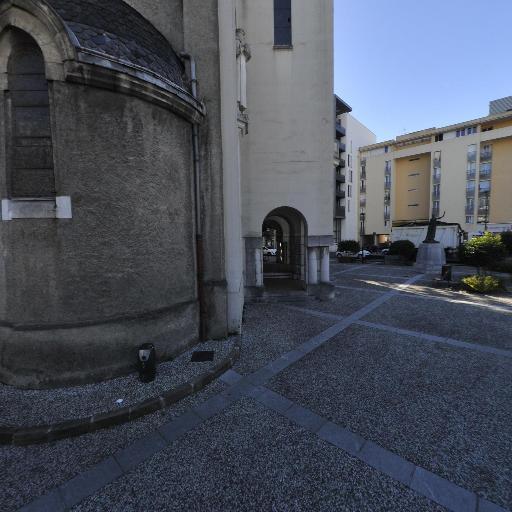 Église Notre-Dame - Église - Pau