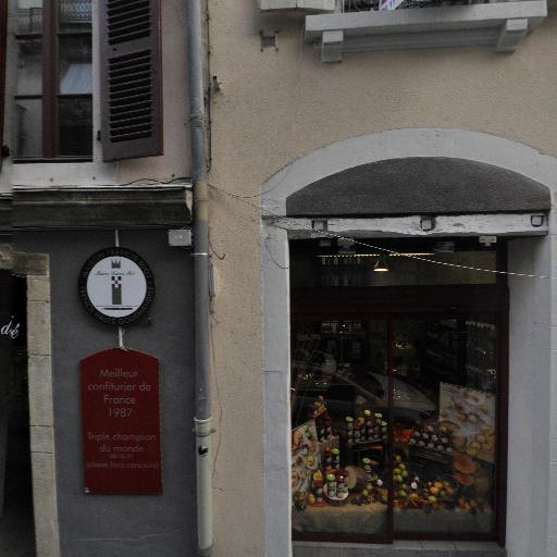 Boutique Francis Miot - Chocolatier confiseur - Pau