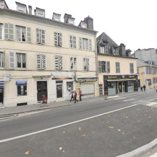 Laparade Jacques - Huissier de justice - Pau