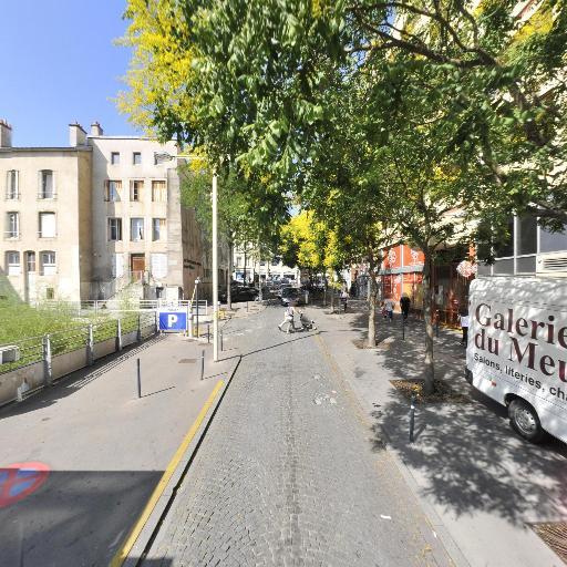 Indigo Parking Saint-Dizier Saint-Nicolas Vinci Park - Parking public - Nancy