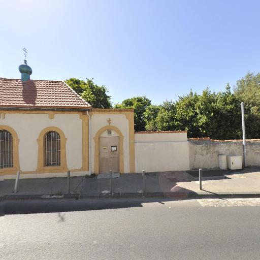 Chapelle Russe - Église - Marseille