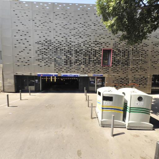 Parking Hôpital de la Conception - Parking - Marseille