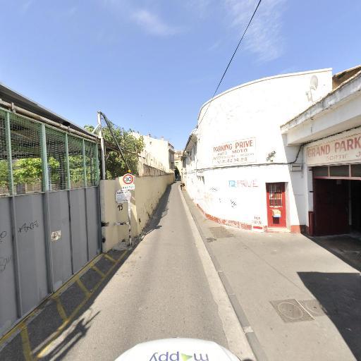 Garage Méridional Grand - Parking public - Marseille