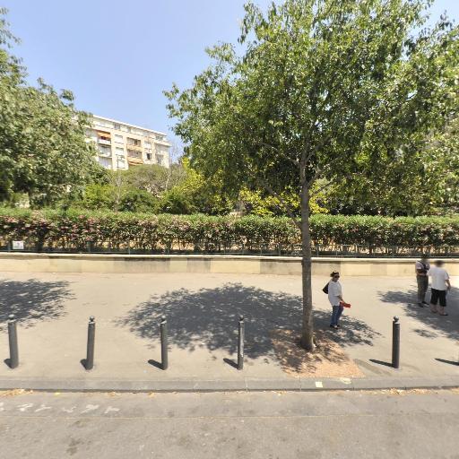 Parking Bd Montricher - Parking - Marseille