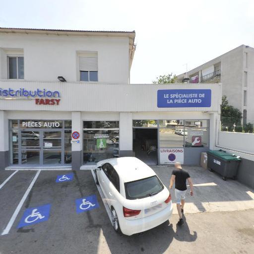 Autodistribution Farsy - Pièces et accessoires automobiles - Marseille
