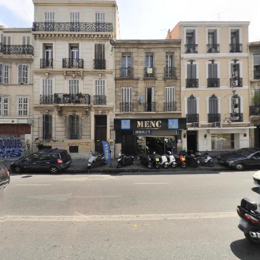 Menc MBK - Vente et réparation de motos et scooters - Marseille
