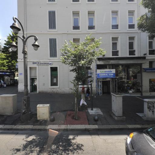 BMCE EuroServices - Banque - Marseille