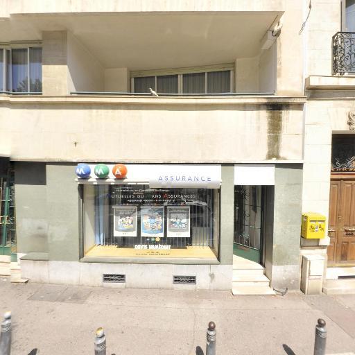 Vieu Régis Christian Claude - Agent général d'assurance - Marseille