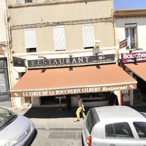 La Table De La Boucherie Gilbert - Restaurant - Marseille