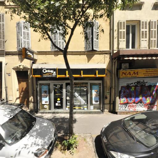 CENTURY 21 Longchamp Immobilier - Agence immobilière - Marseille