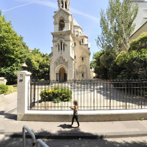 Cathédrale Arménienne - Église - Marseille