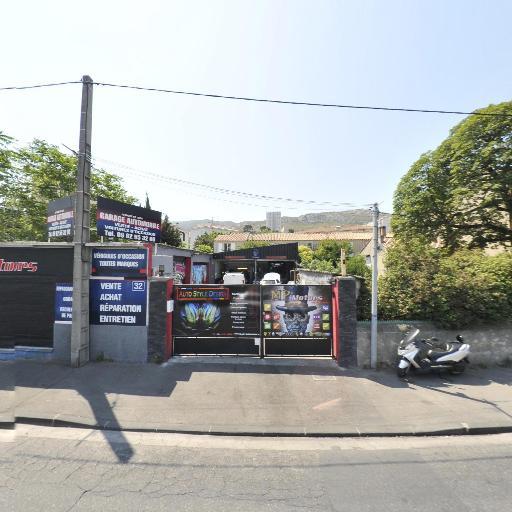 Dm - Garage automobile - Marseille