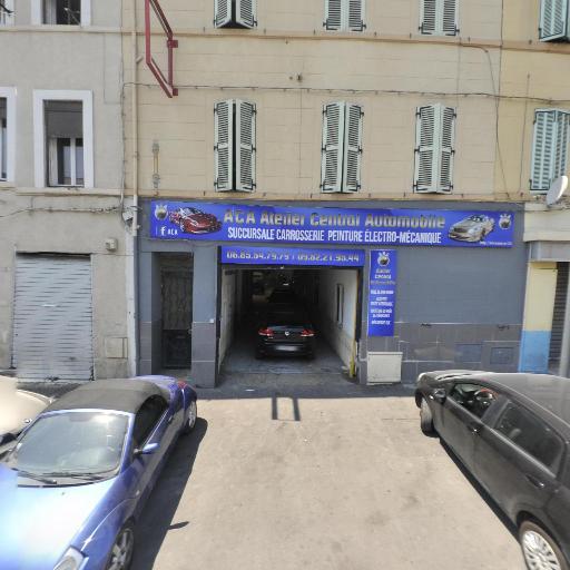 Atelier Central Automobile - Carrosserie et peinture automobile - Marseille
