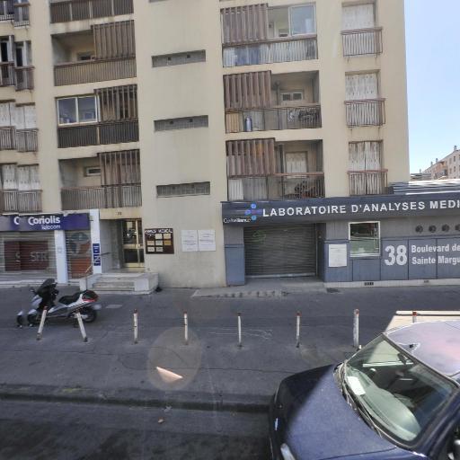 Dépistage COVID - LBM CERBALLIANCE PROVENCE DROMEL - Santé publique et médecine sociale - Marseille