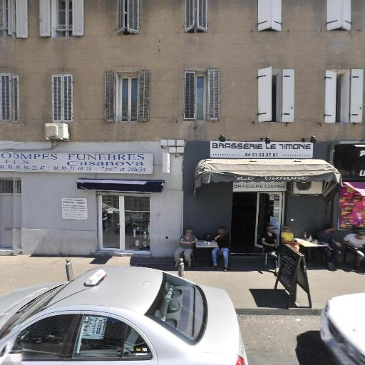 La Marina - Restaurant - Marseille
