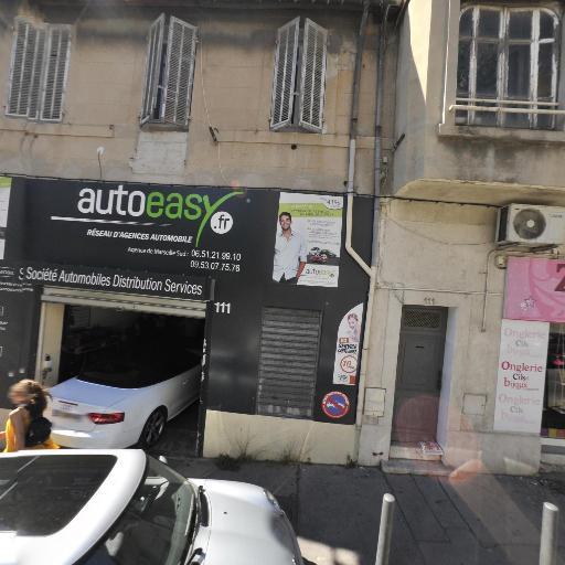 AutoEasy.fr Auto Distribution Service SARL - Automobiles d'occasion - Marseille