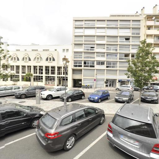 Parking Brauhauban - Parking - Tarbes