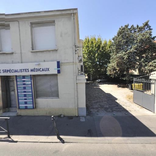 Boulanger Marinetti Christophe - Médecin psychiatre - Marseille