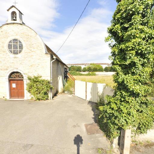 Chapelle des Capucins - Église catholique - Bourg-en-Bresse