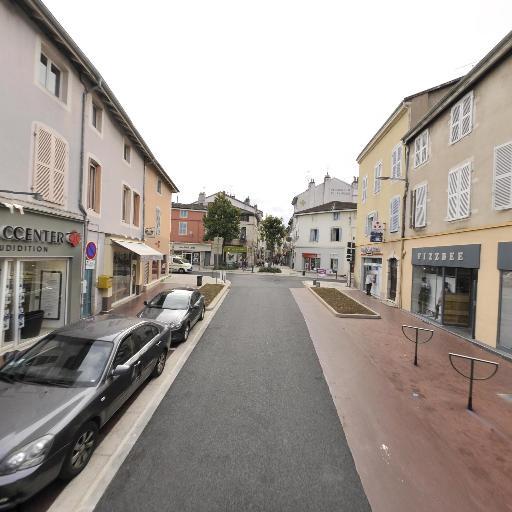 Shelter-Proche & Ailleurs - Café bar - Bourg-en-Bresse
