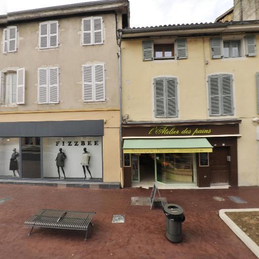 Boulangerie Patisserie La Grenouillere - Boulangerie pâtisserie - Bourg-en-Bresse