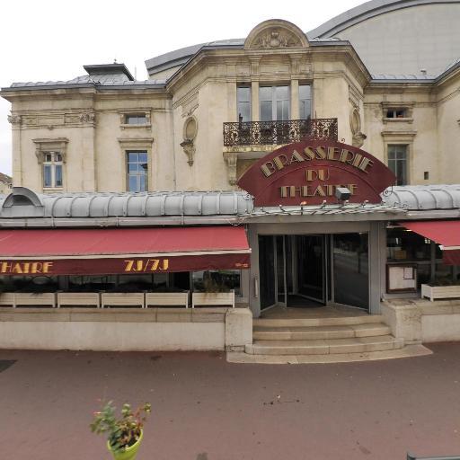 La Fleur de sel Brasserie du Théâtr SARL - Matériel pour restaurants - Bourg-en-Bresse
