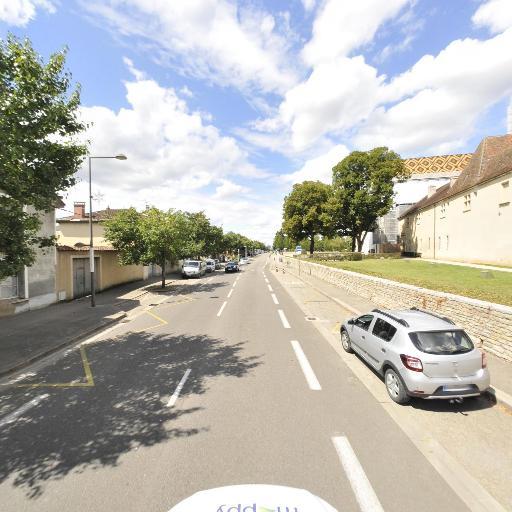 Parking Monastère Royal de Brou - Parking - Bourg-en-Bresse
