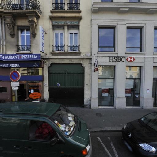 Le Soufflet - Hôtel - Villeurbanne