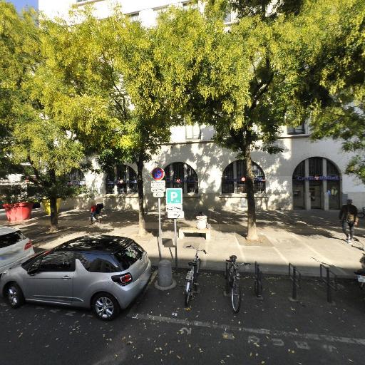 Crédit Mutuel - Banque - Villeurbanne