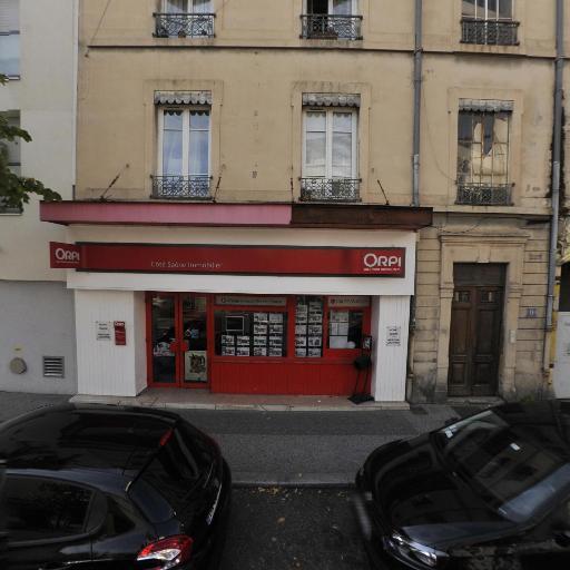 ORPI Côté Saône Immobilier - Agence immobilière - Lyon