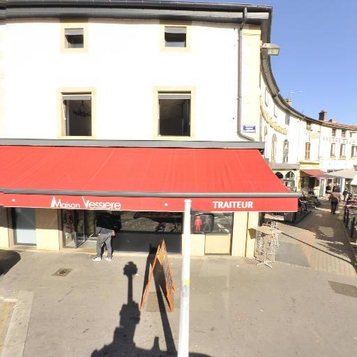 La Rotonde - Restaurant - Tassin-la-Demi-Lune