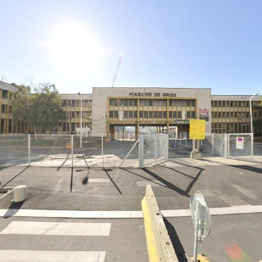 Parc LPA Marché Gare - Parking public - Lyon