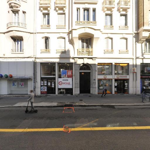 Actual l'Agencemploi - Agence d'intérim - Lyon