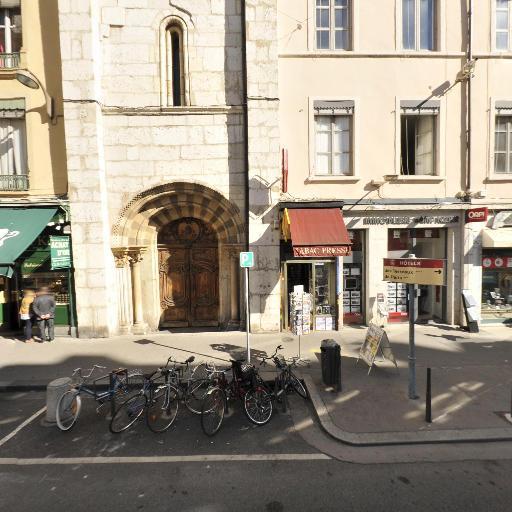 ORPI Immobilière Saint Nizier - Agence immobilière - Lyon