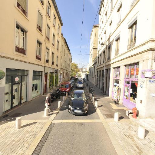 Montée de la Grande Côte - Sites et circuits de tourisme - Lyon