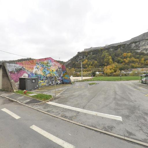 Parking Parking Rodia - Parking - Besançon