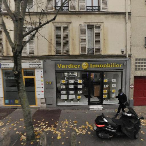 Verdier Immobilier - Agence immobilière - Montrouge