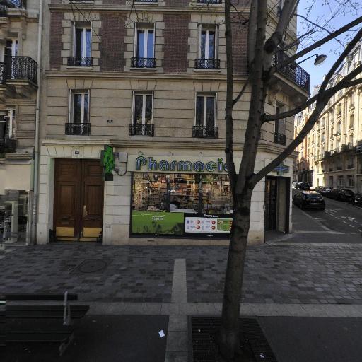 Pharmacie Breton - Pharmacie - Paris